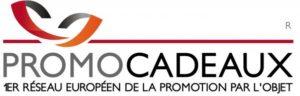 G2M est membre de du 1er réseau européen de la promotion par l'objet publicitaire PROMOCADEAUX