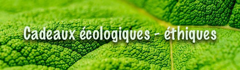 Cadeau-écologiques